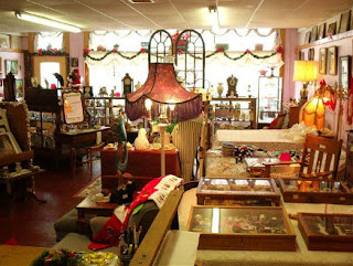 Picture of Antique store