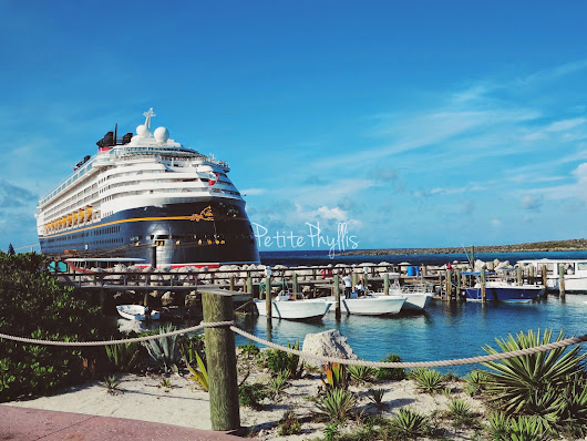 Our Maiden Cruise on Disney Wonder to the Caribbean (Day 5 & 6) ~ Of the Little Things in Life