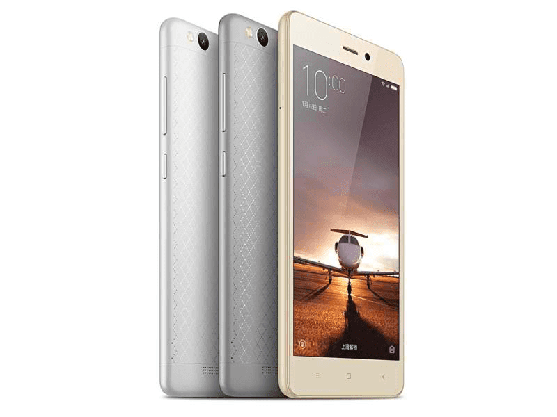 Xiaomi Redmi 3 goes with best specs for the price