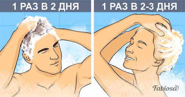Многие женщины моют голову чаще, чем нужно. Вот что говорят специалисты