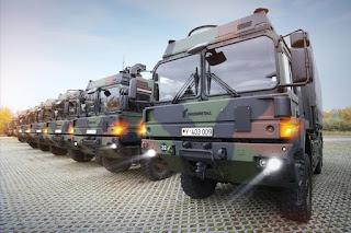 Kendaraan Militer MAN Rheinmetall