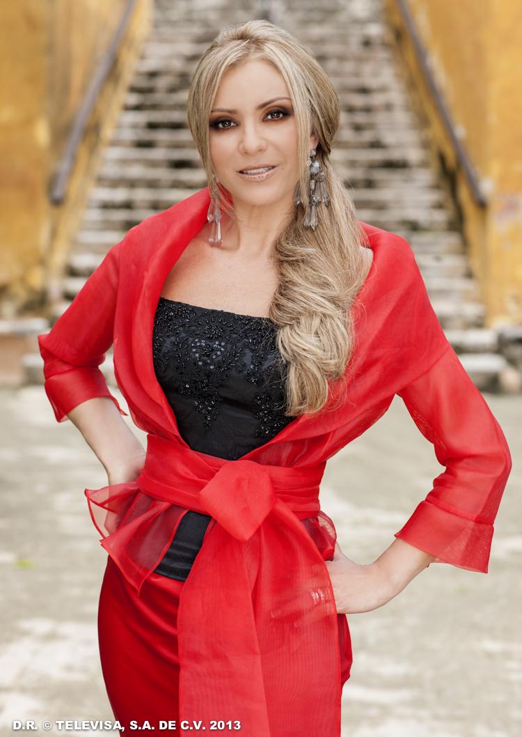 Angelique Boyer Montserrat Mendoza conoce los personajes de la telenovela lo que la vida me