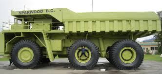 Terex 33-19 Titan adalah truk terbesar di dunia