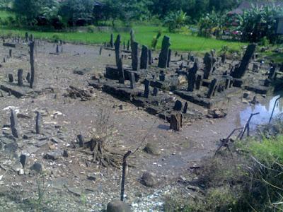 Makam Megalitik Sumpang Ralla