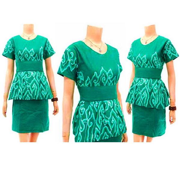 Batik Tulis Dress: BATIK SOLo (for Fast Respon 08995297799