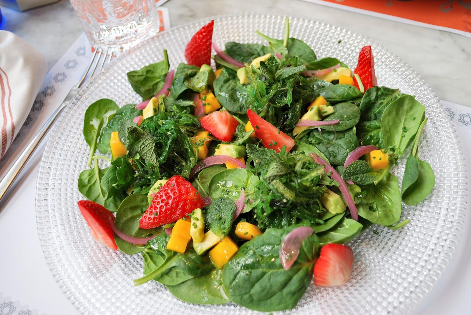 restaurante elektra madrid healthy vegan vegetarian