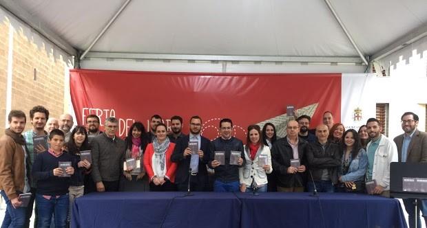 """Presentacion """"MicroAlmería """" coautor Fransánchez"""