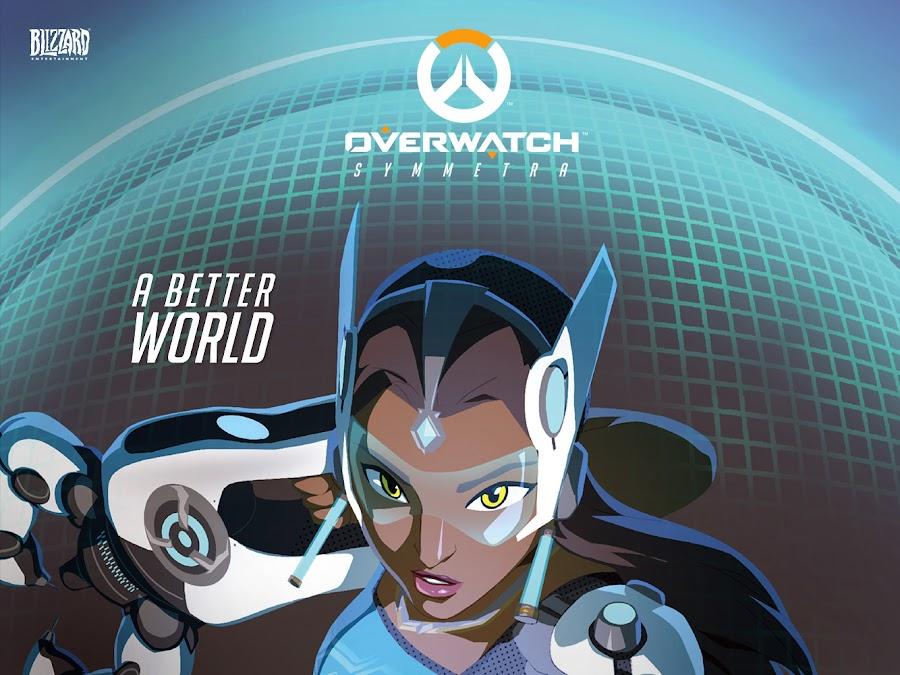 overwatch comic symmetra