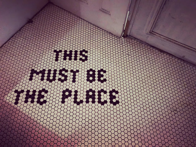This must be the place tiling