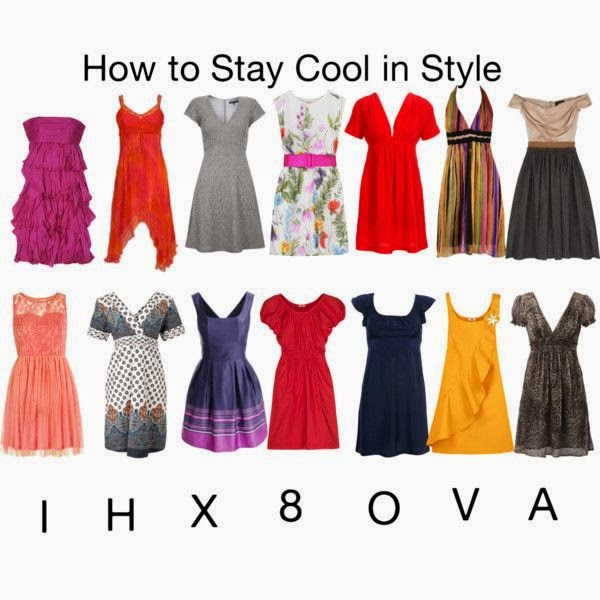 Whether The Styles Suited My Body Shape Another Picture From Imogen Is Shown Below Giving An Idea Of Flattering Dresses For Diffe Shapes