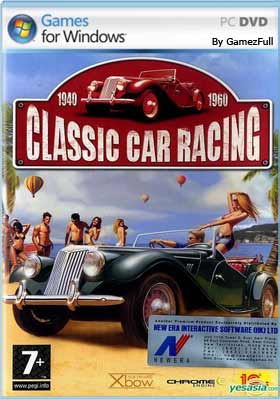 Classic Car Racing PC Full