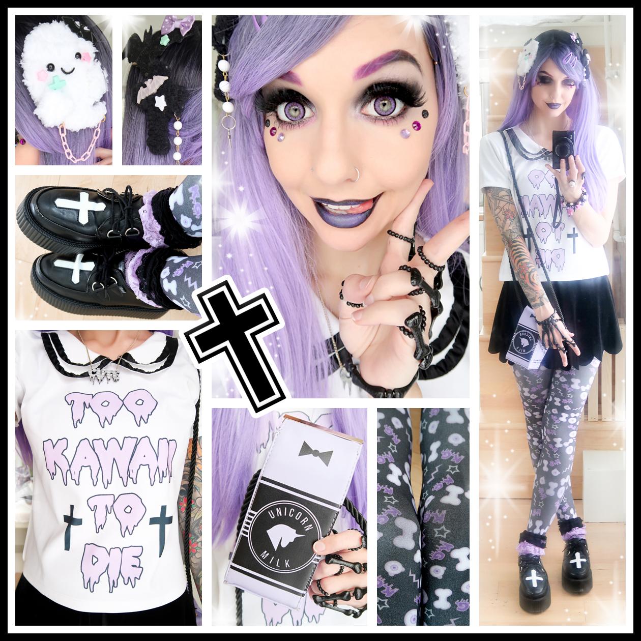 alexas style blog too kawaii to die creepycute daily