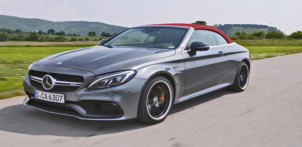 Mercedes-AMG C63 S Cabriolet, car news