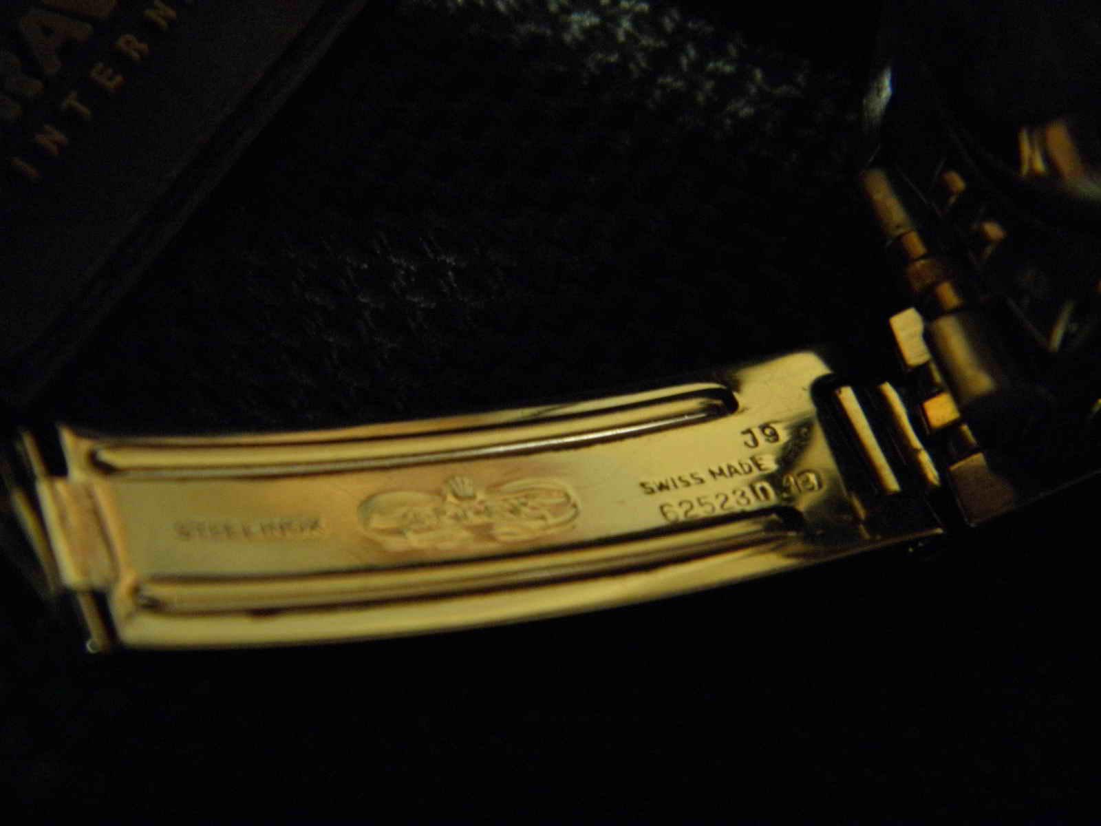 Kiosku For Sale Rolex Datejust Ladies Gmt Kombinasi Swiss Mesin 2838 2 Ss Yg Ref 69173 Movement Made Cal 2135 Dia 28 Mm W C Keseluruhan Dalam Kondisi Baik Sekali Dan Original
