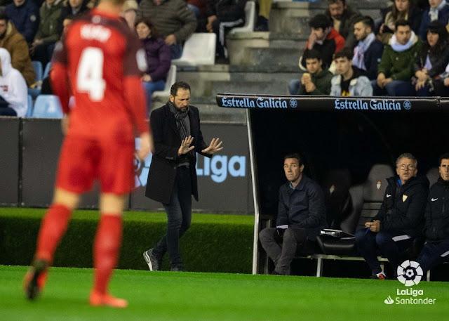 Crónica Celta 1 - Sevilla FC 0