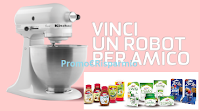 Logo Con Eridania vinci 14 Robot da cucina Kitchenaid Classic