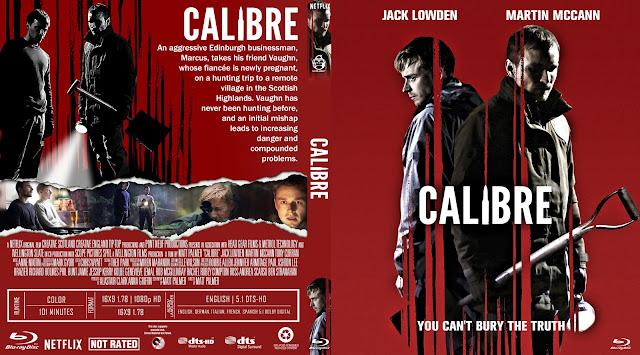 Calibre Bluray Cover