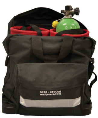 Ready Rack SCBA/Cylinder/Rescue Bag