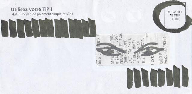 """""""l'être prioritaire"""" Dessins Originaux signés AZa draws *) alias AGNESetlesNUAGES"""