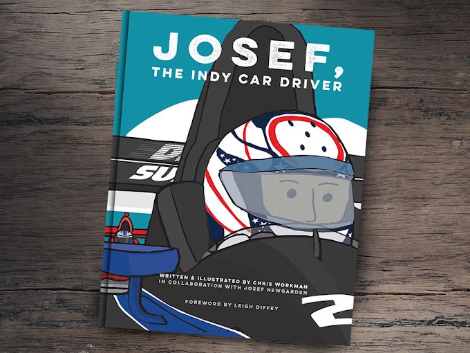 """Libro Recomendado: """"Josef, el piloto de IndyCar"""""""