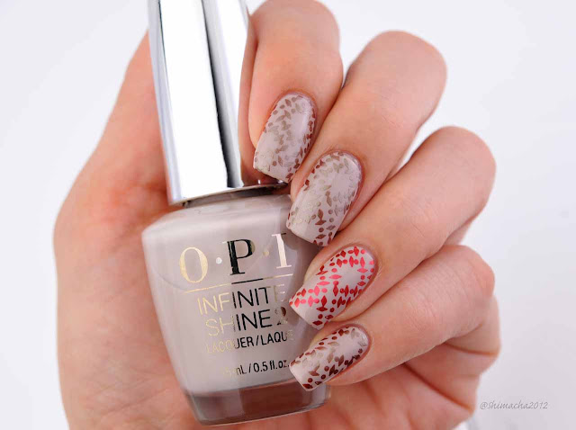 OPI Infinite Shine: Substantially Tan