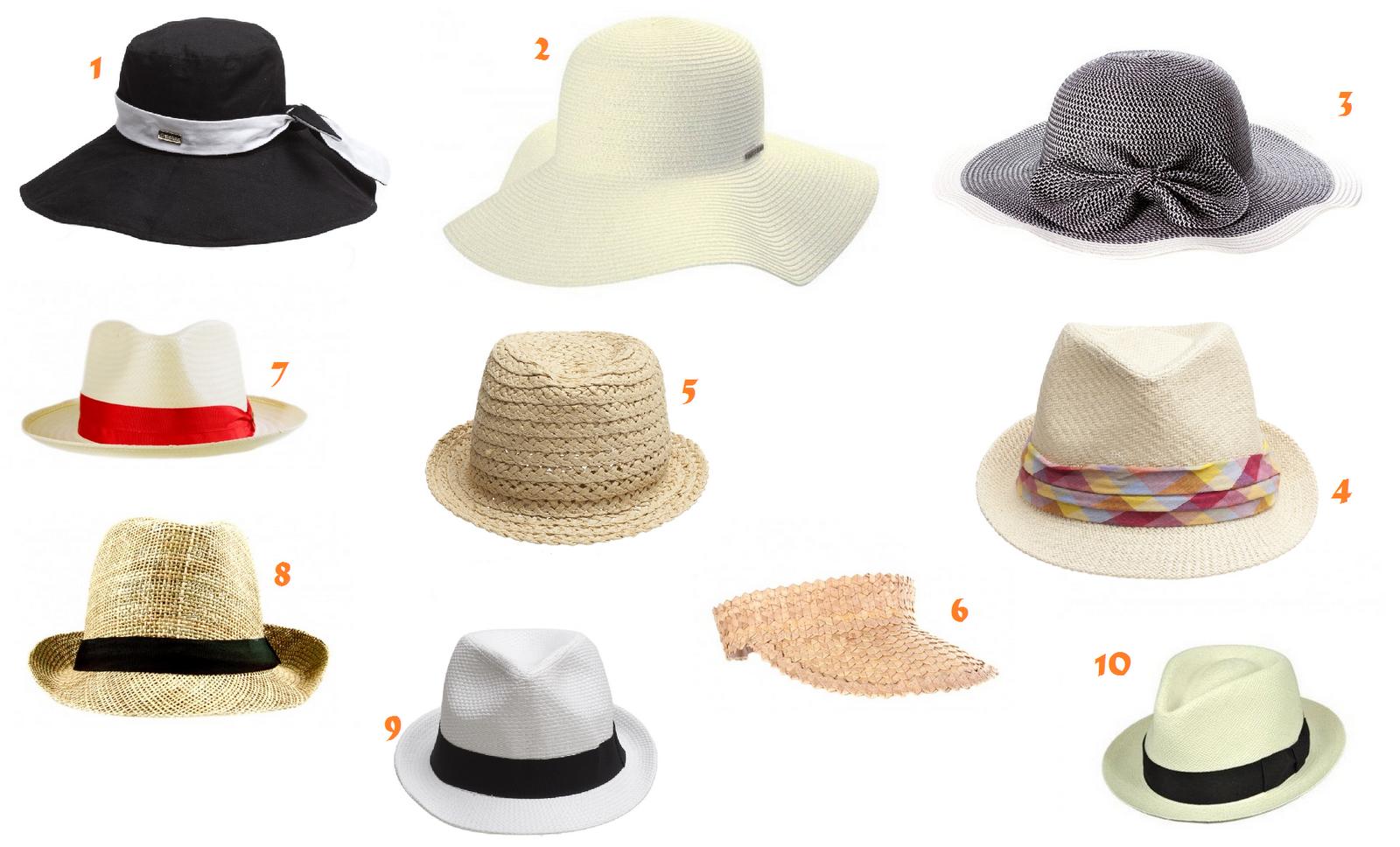 Modelos de chapéu para arrasar no verão 6c86c0b723c