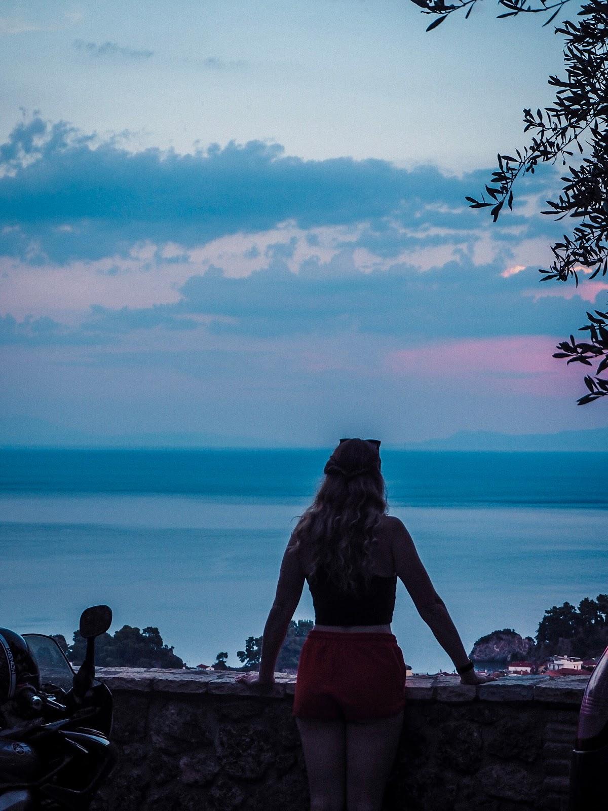 Parga Sunset