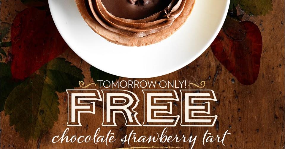 la madeleine deals free chocolate tart for bonne rewards members spend less shop more. Black Bedroom Furniture Sets. Home Design Ideas