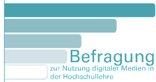 Befragung zur Nutzung digitaler Medien in der Hochschullehre