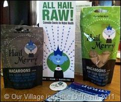 Hail Merry - Gluten Free Vegan Snacks