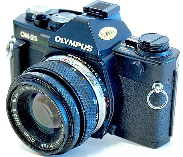 Olympus OM-2S / OM-2 SP SLR Camera