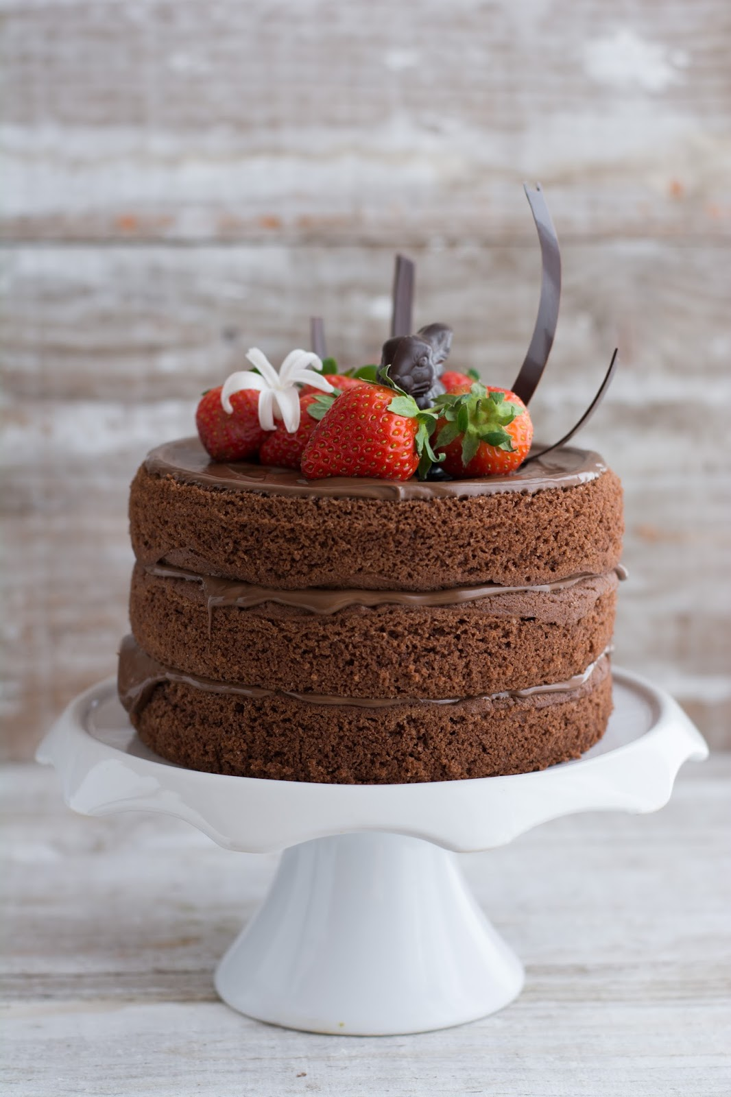 Chic, Chic, Chocolat Naked Cake Pour Pques-5352