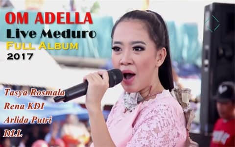 Download mp3 dangdut koplo Adella terbaru live Meduro 2017