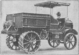 primeros camiones