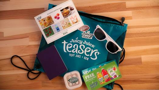 Juicy Juice Teasers Gift Pack Giveaway Ends 5/27  via  www.productreviewmom.com