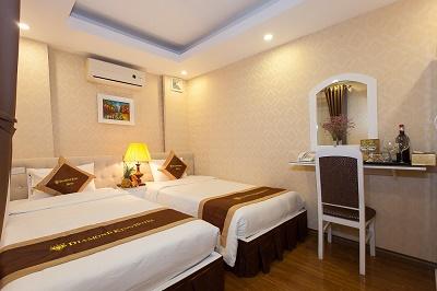 Khách sạn Hanoi Diamond King thiết kế ấm cúng, trang nhã và hiện đại IMG_7647