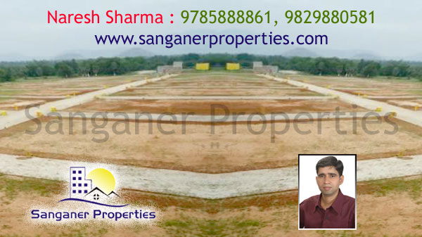 JDA Approved Plots near Chokhi Dhani in Sanganer