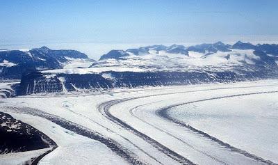 Modelo de sensibilidad al forzamiento ambiental de las capas de hielo