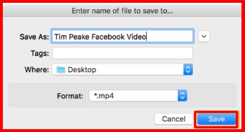 how to download facebook videos without software