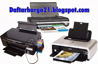 Daftar Harga Printer
