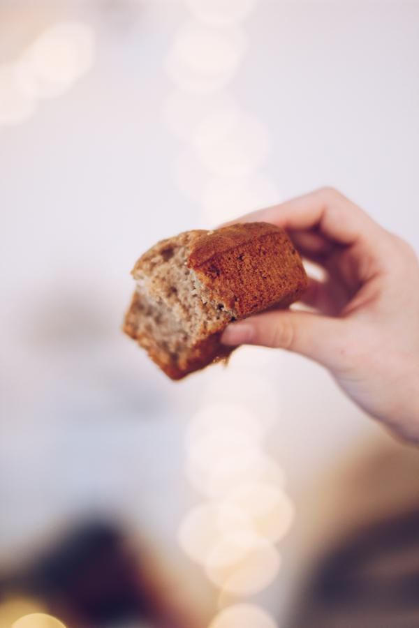Rezept zu Weihnachten: Honigkuchen im Mini-Format. Titatoni.de