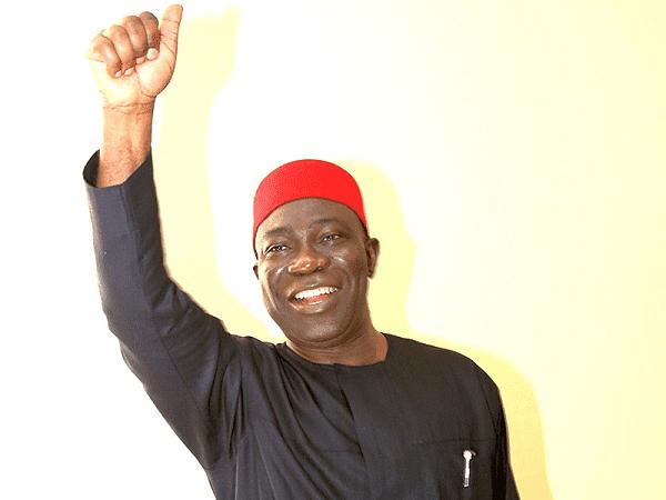 BREAKING News: Ahead Of Buhari, How Ekweremadu Congratulates Donald Trump Victory