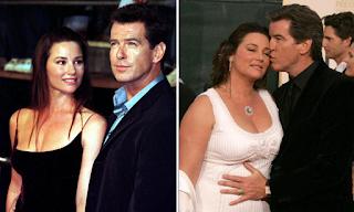 Ο Πιρς Μπρόσναν μετά από 15 χρόνια γάμου δηλώνει αθεράπευτα ερωτευμένος με την σύζυγο του