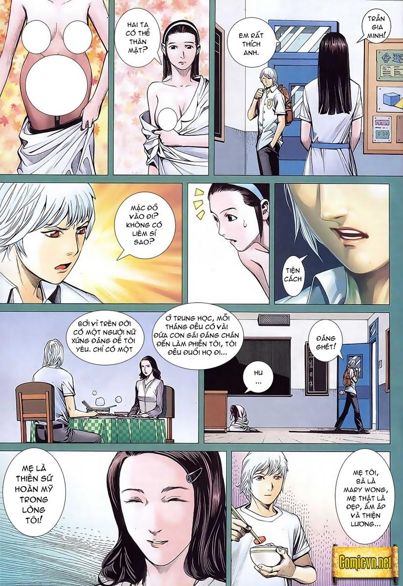 Dã Lang Và Marry chap 2 - Trang 5