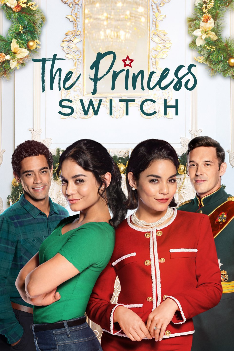 The Princess Switch (2018)