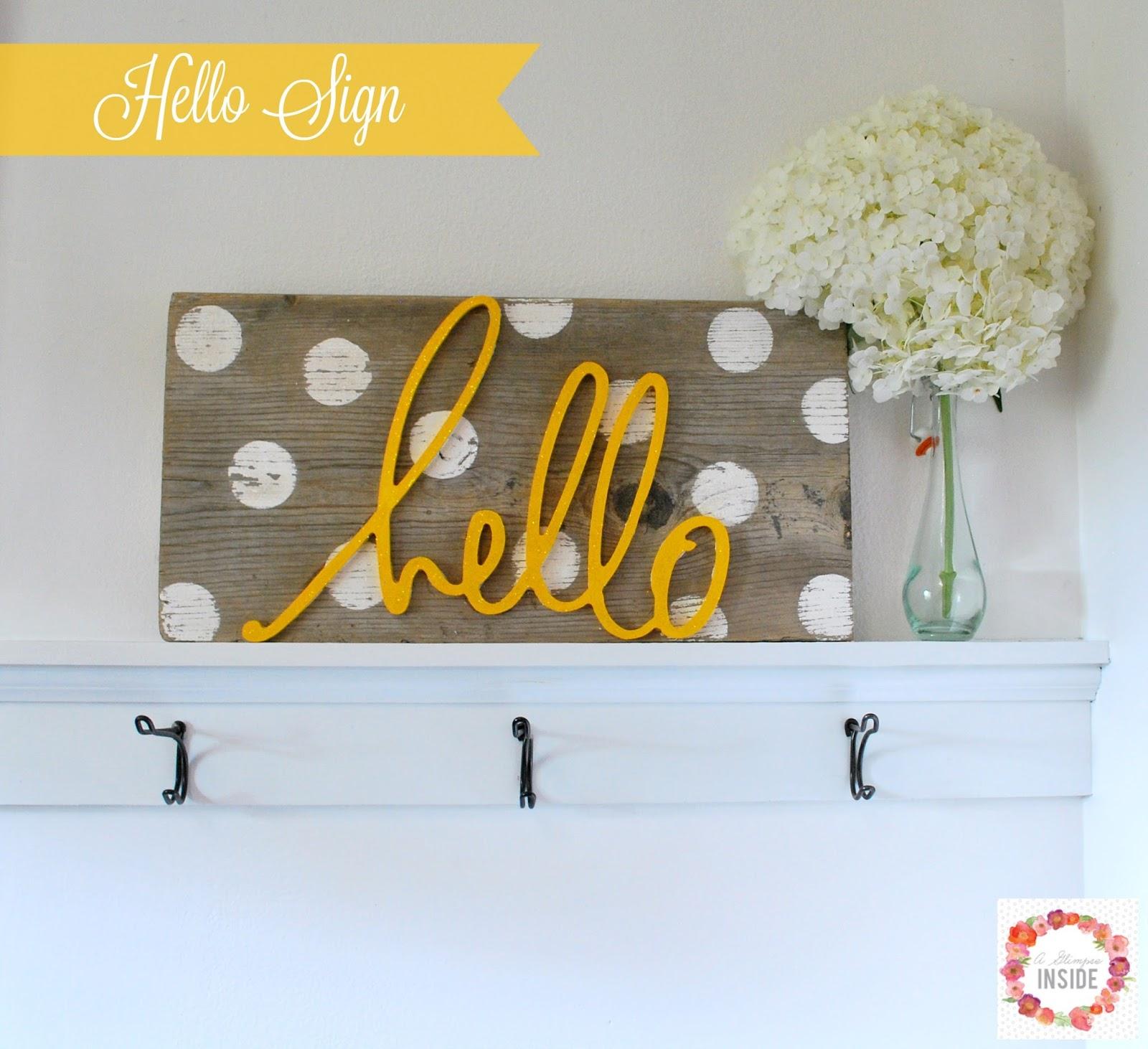 http://www.aglimpseinsideblog.com/2016/07/polka-dot-hello-sign.html