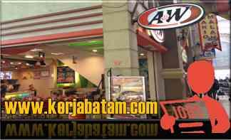 Lowongan Kerja Batam A&W Restaurants