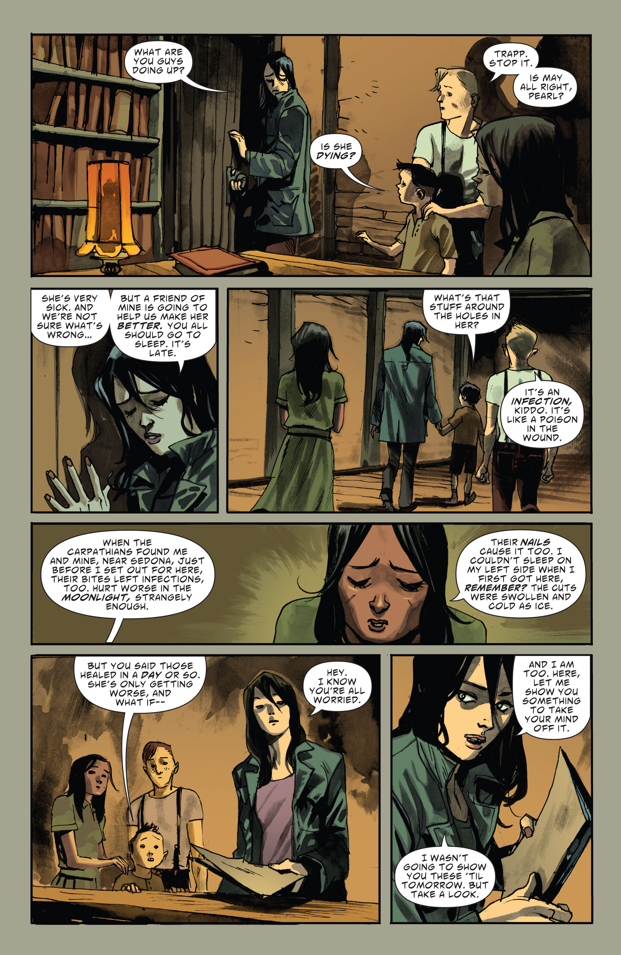 Read online American Vampire: Second Cycle comic -  Issue #2 - 14