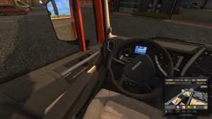 XP Style Board Computer for Iveco Stralis
