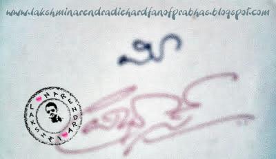 ↘PRABHAS Signatures | ρяαвнαѕ